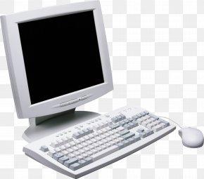 Computer Desktop Pc - Laptop Computer Mouse Computer Keyboard Digital Video PNG