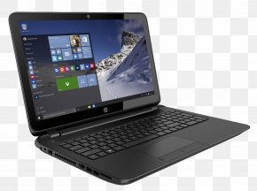 Laptop - Laptop HP Pavilion Hard Drives AMD Accelerated Processing Unit Computer PNG