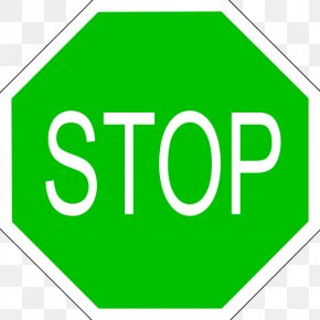 How To Draw A Stop Sign - Stop Sign Traffic Sign Free Content Clip Art PNG