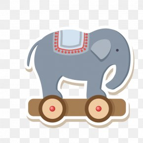 Cartoon Baby Elephant - Toy Child Stock.xchng Clip Art PNG