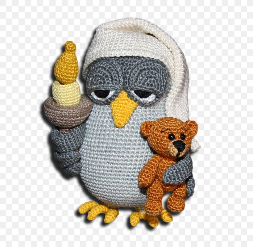 5 Little Monsters: Tiny Owl Amigurumi | 800x820
