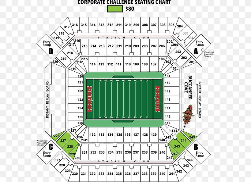 Raymond James Stadium Tampa Bay Buccaneers Sports Venue Seating Assignment Png 581x597px Raymond James Stadium Aircraft