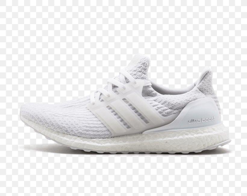 adidas ultra boost mens triple white