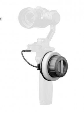Handwheel - Osmo Follow Focus DRONE VOLT Camera PNG