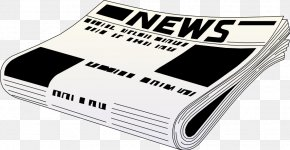 News Cliparts - Newspaper Clipping PNG