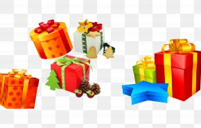 Christmas Gift Box - Christmas Gift Christmas Gift PNG