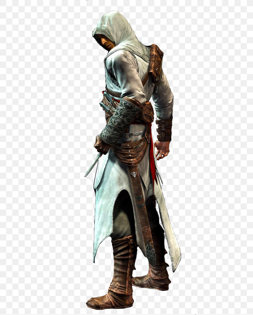 Assassin's Creed III Assassin's Creed: Revelations Assassin's Creed: Bloodlines, PNG, 448x1022px, Ezio Auditore, Action Figure, Armour, Assassins, Costume Design Download Free