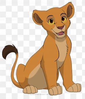 Lion King - Kiara Simba Nala The Lion King PNG