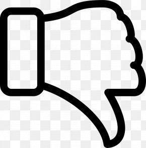 Thumb Down - Thumb Signal Thumbscrew Clip Art PNG