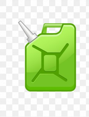 Green Gasoline Bottle - Gasoline Cartoon PNG