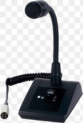 Microphone - Microphone AKG Acoustics Audio XLR Connector Headphones PNG