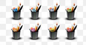 A Variety Of Creative Design Creative Graphics Software Icon - Software Design Icon Design Icon PNG