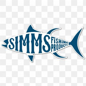 Decal - T-shirt Simms Fishing Products Fly Fishing Waders PNG