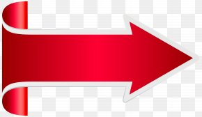Red Arrow Clip Art Transparent Image - Icon Arrow PNG