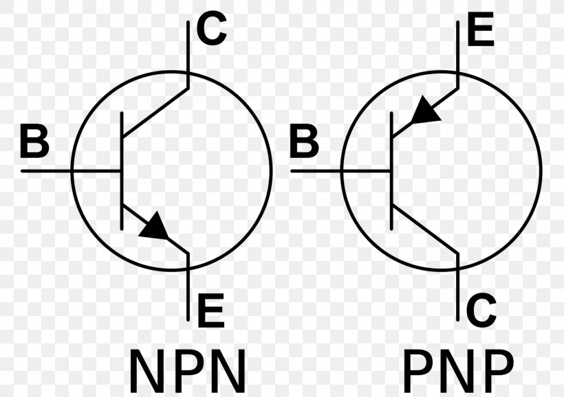 pnp tranzistor bipolar junction transistor npn electronic basic electronics symbols how to read a schematic learn
