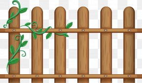 Vector Vines Fence - Gate Royalty-free Illustration PNG