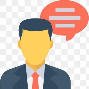 Business - Conversation Speech Clip Art PNG