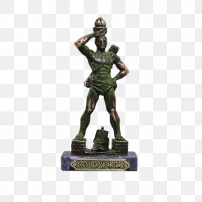 Colossus Of Rhodes File - Colossus Of Rhodes Statue PNG