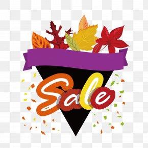 Black Triangle - Sales Promotion Banner Sales Promotion PNG