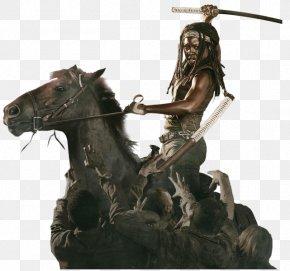 Dead - The Walking Dead: Michonne Daryl Dixon Rick Grimes PNG
