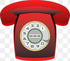 Red Phone - Communication Pixabay Stock.xchng Illustration PNG