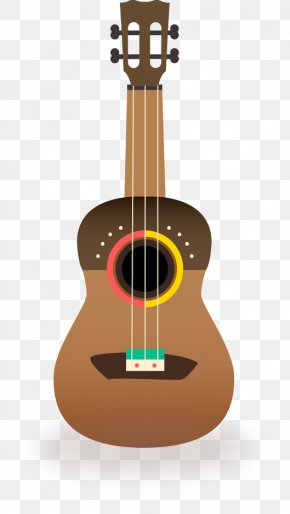 Acoustic Guitar - Cuatro Acoustic Guitar Ukulele Tiple PNG