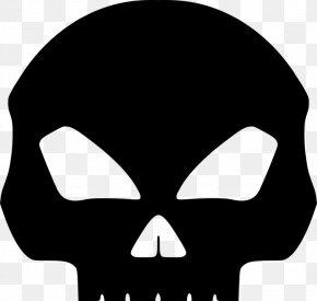 Skull - Human Skull Symbolism Bone Clip Art PNG