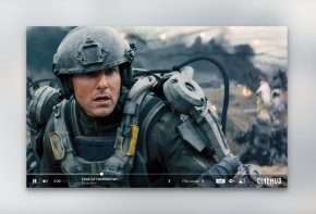 Tom Cruise - Tom Cruise All You Need Is Kill Edge Of Tomorrow Science Fiction Film PNG
