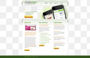 Vector Web Design - Web Page Web Template Web Design Website PNG