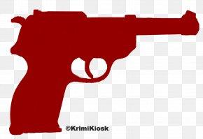 Handgun - Firearm Handgun Font PNG