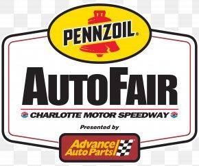 Speedway Motors - Charlotte AutoFair Logo Charlotte Motor Speedway Brand The War Of The Worlds PNG