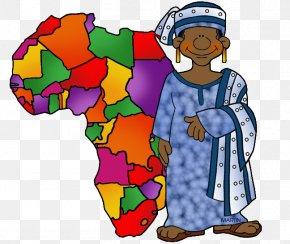 Africa Clip Art Transparent - Clip Art Nigeria Illustration Vector Graphics Image PNG