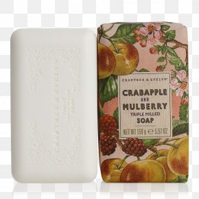 Mulberry - Glycerin Soap Crabtree & Evelyn Perfume Personal Care PNG