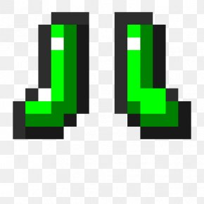 Minecraft Emerald - Minecraft: Pocket Edition Armour Terraria Mod PNG