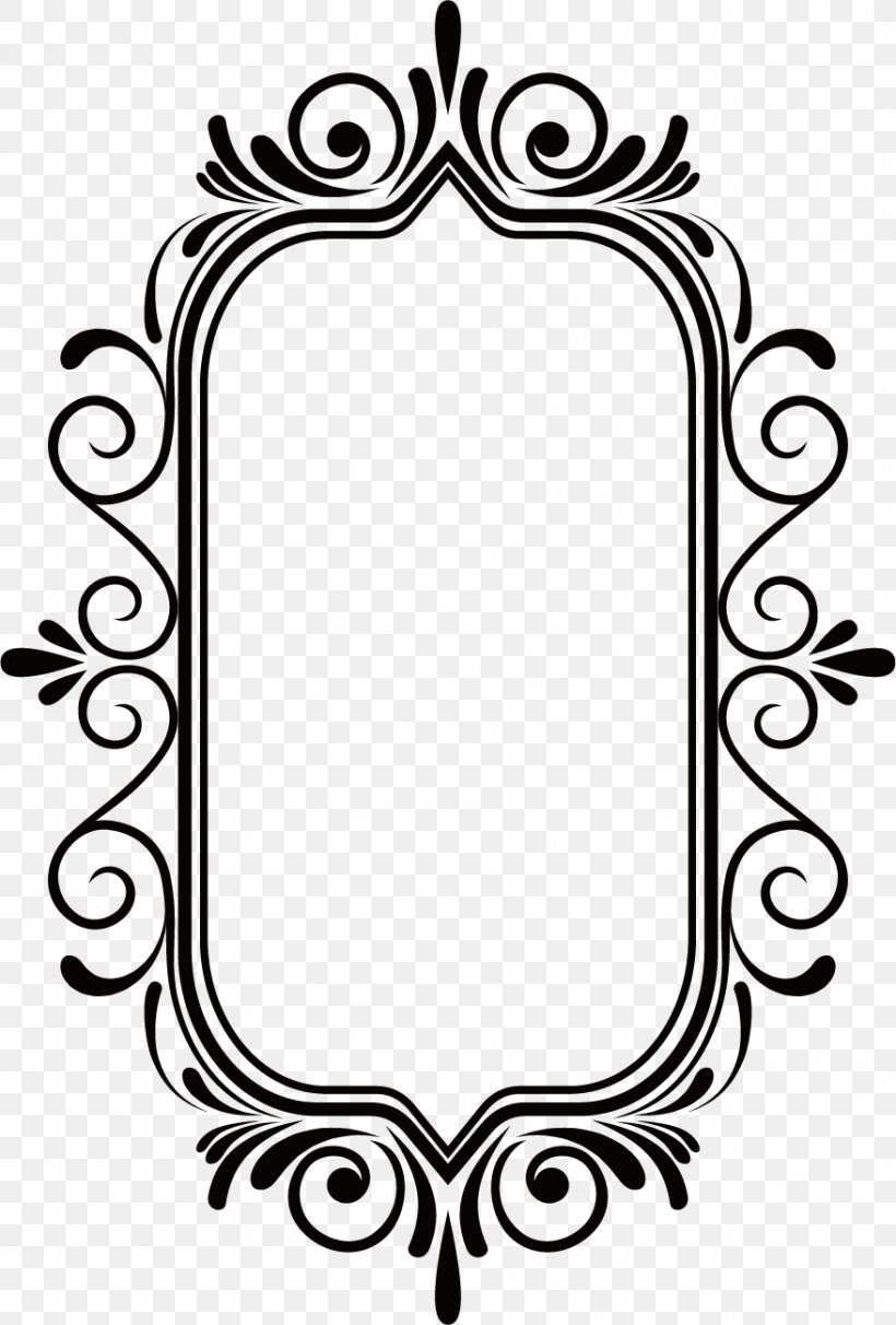 Picture Frame, PNG, 878x1298px, Picture Frame, Antique, Area, Art Deco, Black Download Free
