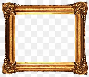 Picture Frame - Victorian Era Borders And Frames Picture Frames Clip Art PNG