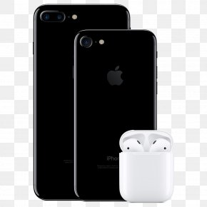 Iphone - AirPods IPhone Apple W1 Headphones PNG