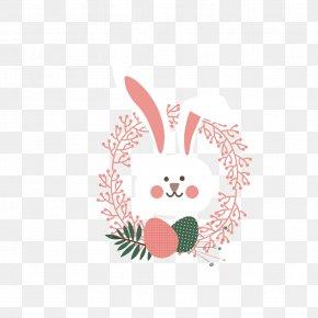 Cute White Rabbit Vote - European Rabbit Cuteness Head PNG