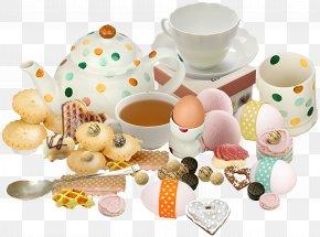Tea Cake - Tea Breakfast Buffet Baking PNG