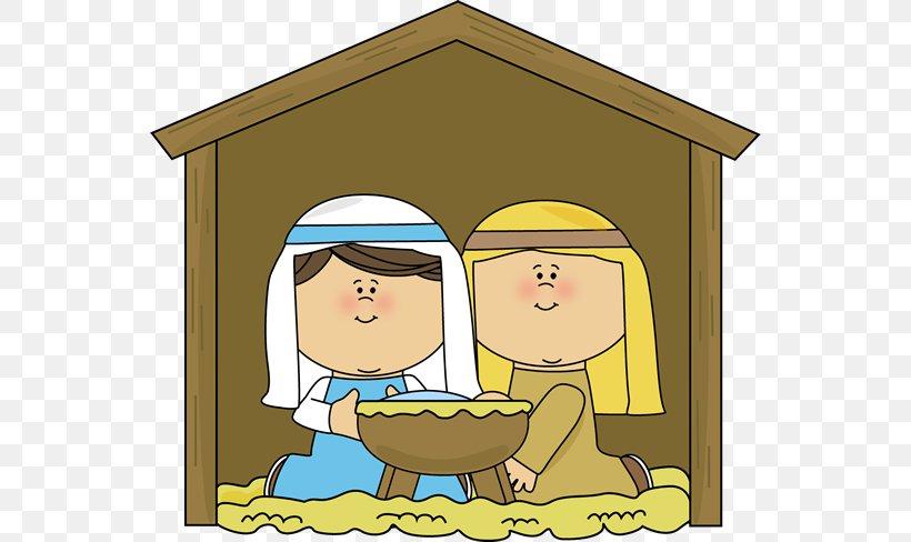 Virgin Mary And Joseph With Baby Jesus Cartoon Clipart Vector -  FriendlyStock
