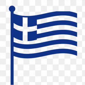 Flag Of Greece - Flag Of Greece Flag Of Greece Icon PNG