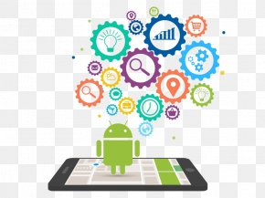 Android - Mobile App Development Application Software Android Software Development PNG