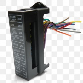 Fuse Electrical Wires & Cable Electronics Wiring Diagram Cable Harness PNG
