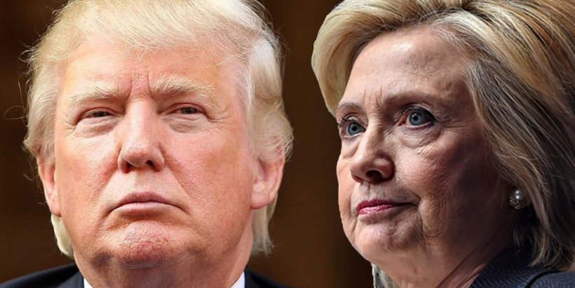 Donald Trump United States Hillary Clinton US Presidential Election 2016 Republican Party, PNG, 2007x1008px, Donald Trump, Barack Obama, Bill Clinton, Candidate, Chin Download Free