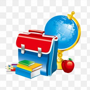 Creative Learning Tools - Student School Clip Art PNG