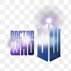 Doctor Who - Doctor Dalek TARDIS Silhouette Television Show PNG