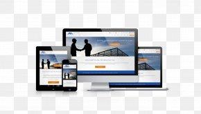 Broucher Design - Responsive Web Design WordPress Theme Template PNG