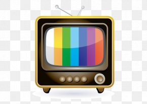 Vector Black And White TV - Television Show Test Card Mobile Television PNG