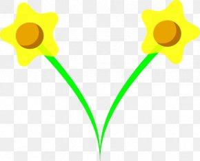 Drawings Of Daffodils - Petal Yellow Cartoon Angle Clip Art PNG
