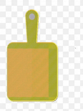Rectangle Yellow - Board Icon Cooking Icon Cutting Icon PNG
